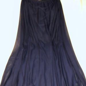 Xscape Skirts - Xscape NWT formal mermaid skirt - chiffon Sz 4